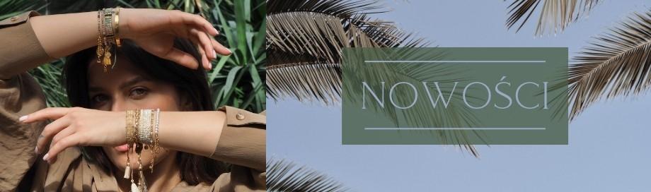New collection - fashion women's jewellery - Mokobelle